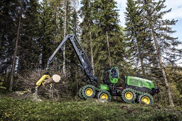 John Deere G Harvesters 1270G