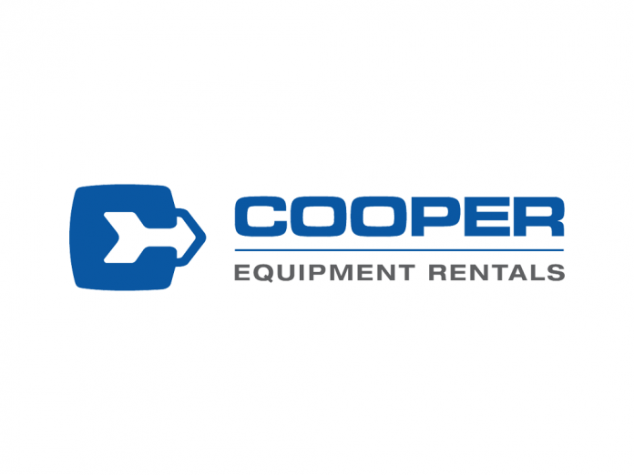 Cooper Equipment Rentals Logo