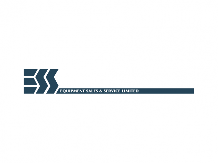 Equipment Sales & Service Logo