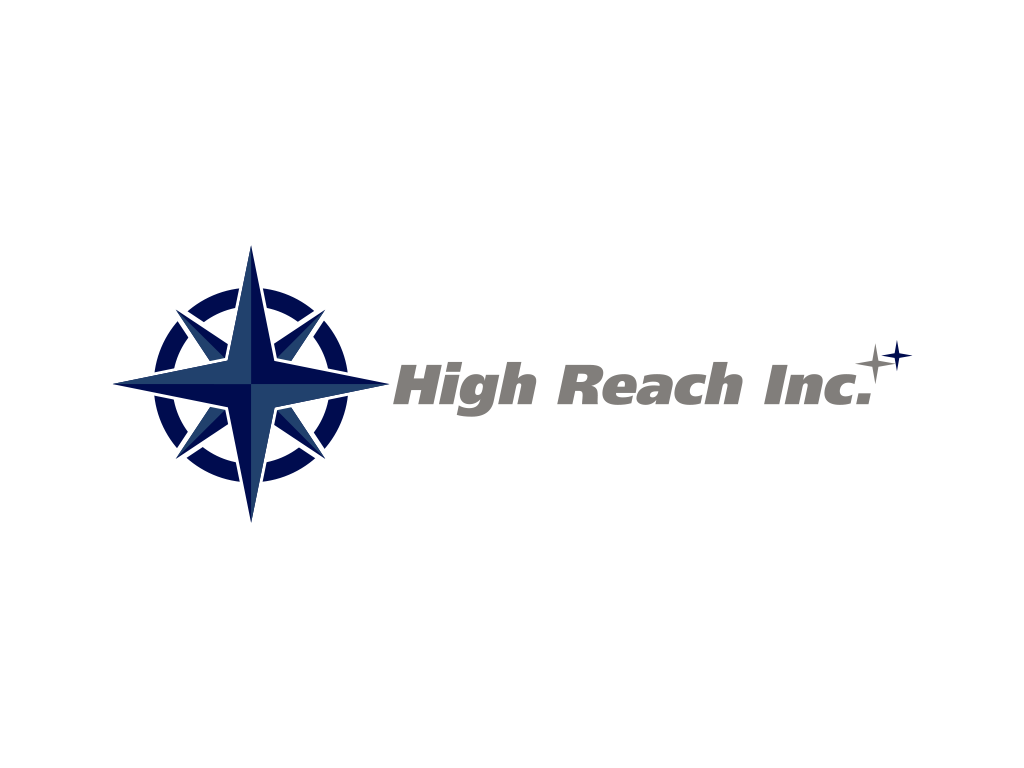 High Reach Inc. Logo
