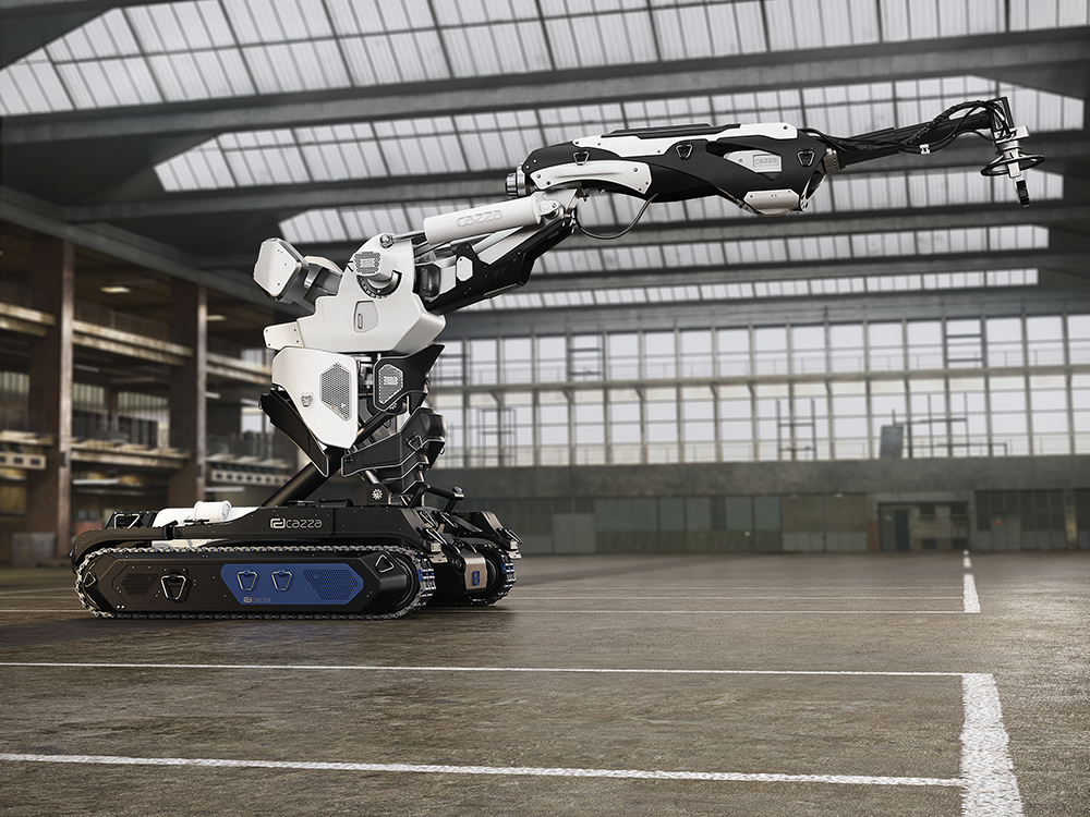 The new portable cazza x1 robot 3d prints homes for 3d printer house for sale