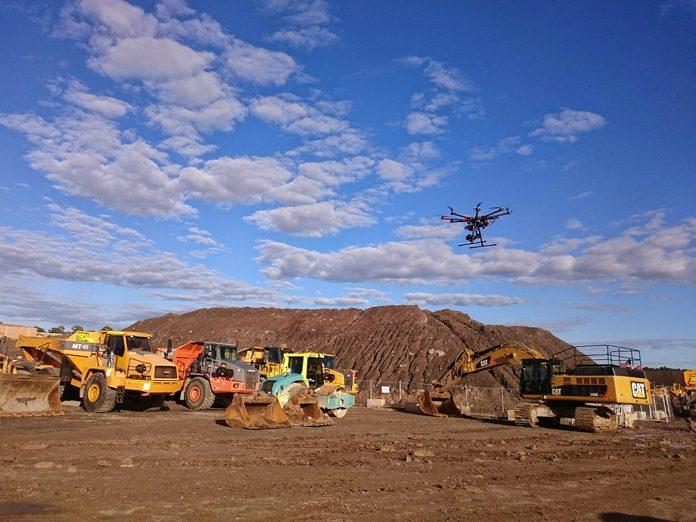 Komatsu and Trimble are collaborating to develop a application program interface (API)
