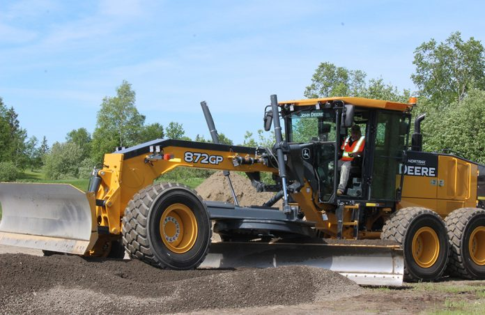 Nortrax hosted two demo days in Sudbury and North Bay.