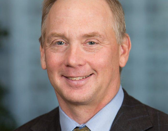 Caterpillar President Brad Halverson