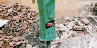 hydraulic hammers