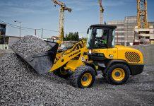 Yanmar adds V8, V10 and V12 to wheel loader lineup
