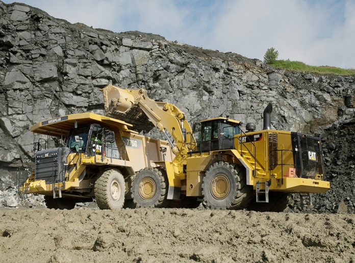 cat electric drive wheel loader