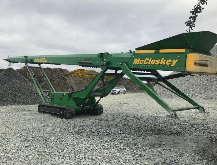 McCloskey compact crusher