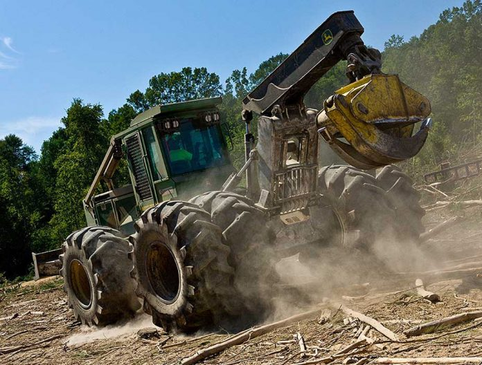 forestry equipment demand