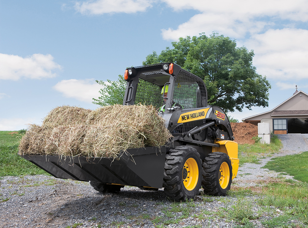 Five must-have skid steer attachments - Equipment Journal