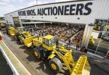 Ritchie Bros Edmonton auction