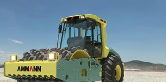 Ammann ace compaction