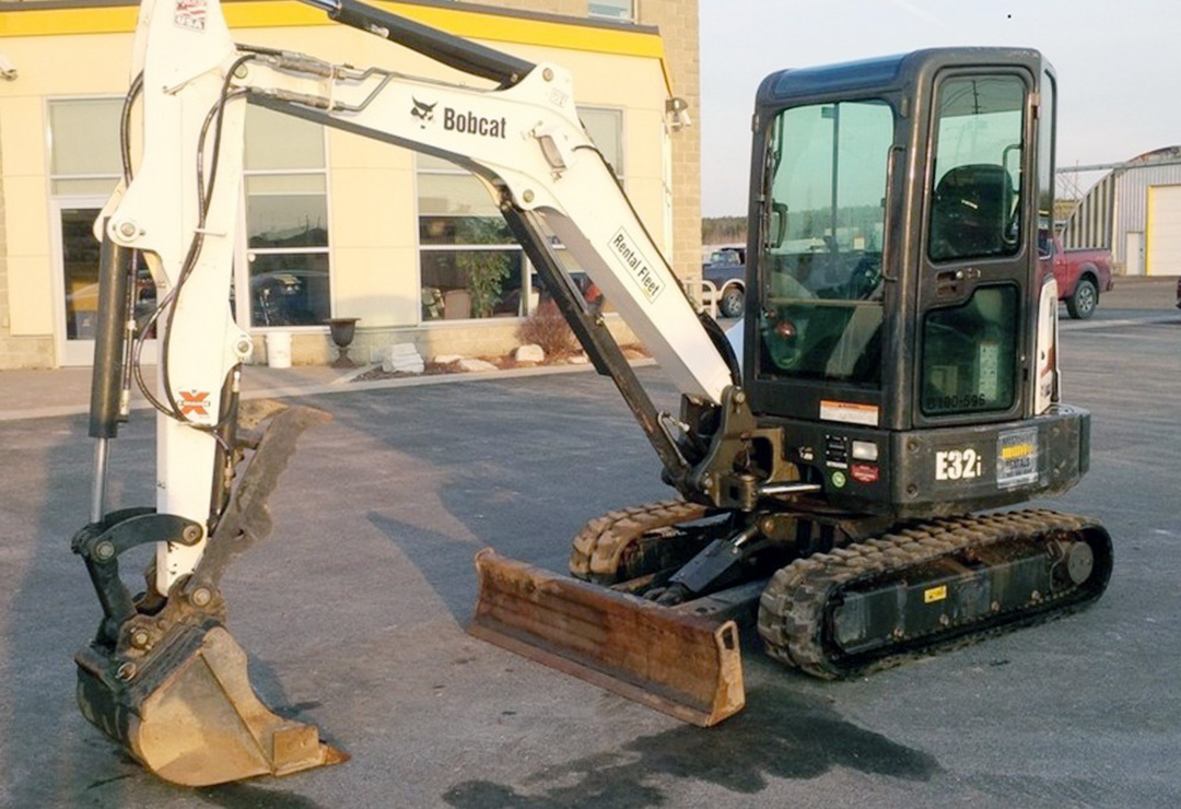 How to transport your compact excavator - Equipment Journal