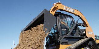 CASE compact track loader