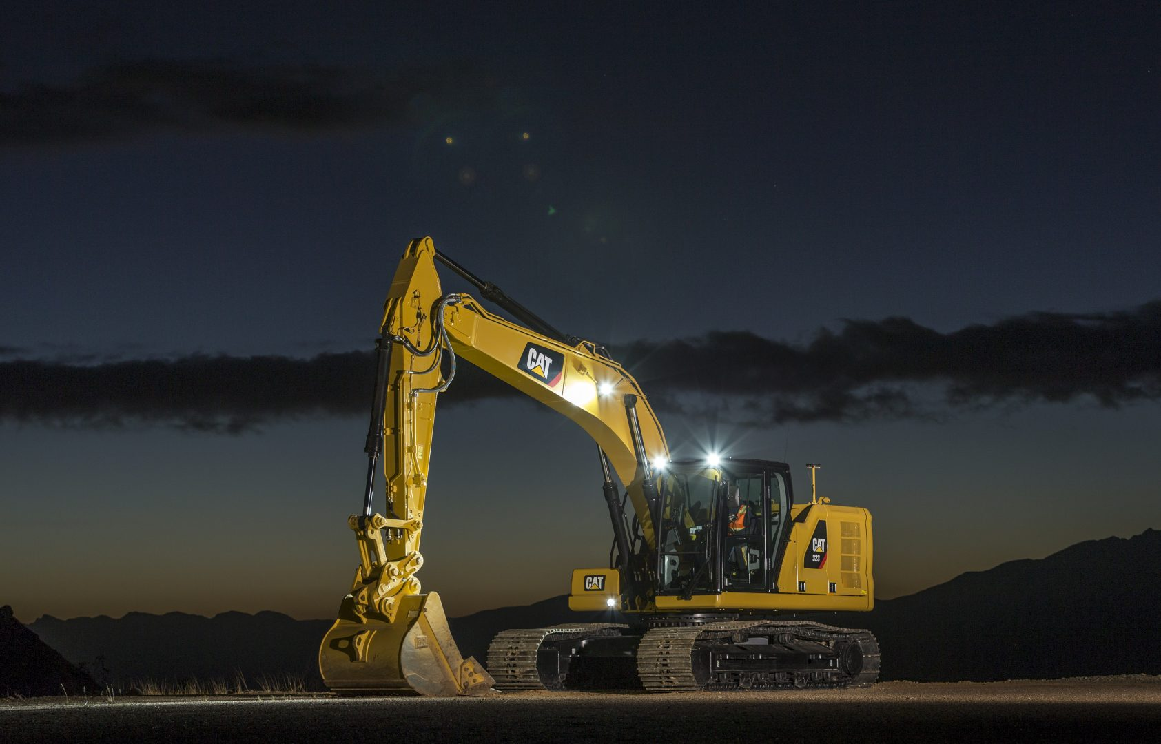 Caterpillar's next generation excavators - Equipment Journal