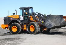 wajax hitachi wheel loader