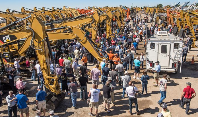 Marketplace-E ritchie bros heavy equipment auction