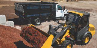 John Deere compact wheel loaders