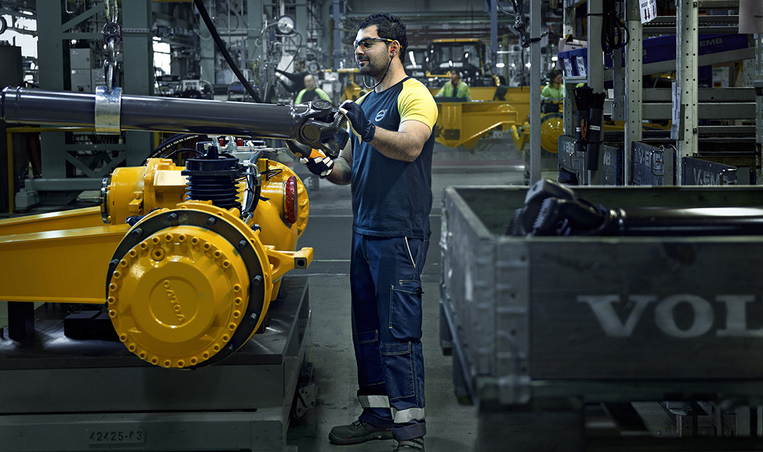 Volvo Construction Equipment to open GTA parts centre - Equipment