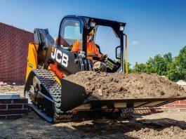 JCB compact track loaders