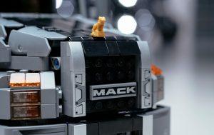 Mack LEGO Bulldog