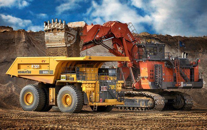 suncor oil sands alberta haul truck