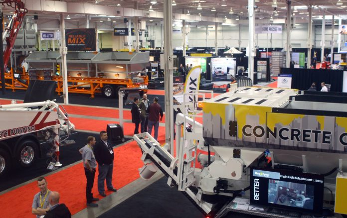 Canadian Concrete Expo international centre
