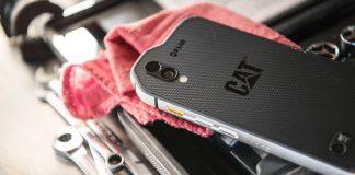 Cat S61 andriod phone