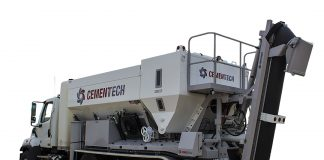 cemen tech volumetric mixer C60