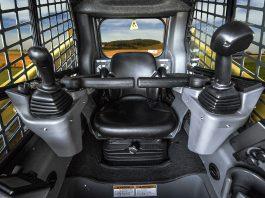 gehl track loader pilot control