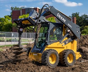 John deere skid steer g series