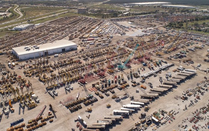 Ritchie Bros heavy equipment Orlando auction