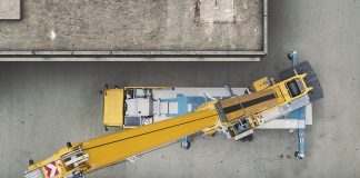 Demag cranes Cropac Equipment