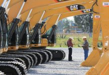 Ritchie Bros auction heavy equipment