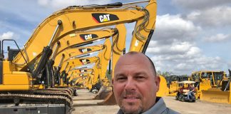 Alex Lyon & Son auction heavy equipment