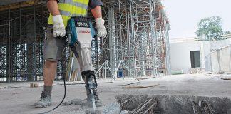 Bosch Brute Turbo breaker hammer demolition