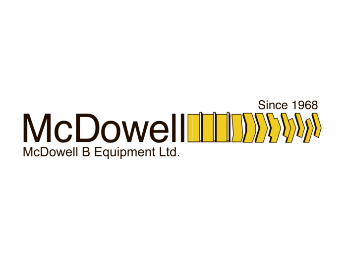 McDowell B Equipment Ltd. logo