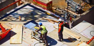 Canada construction labour force