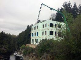 Putzmeister concrete pump elora gorge orangeville