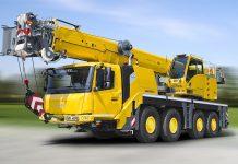Grove GMK4090 taxi crane