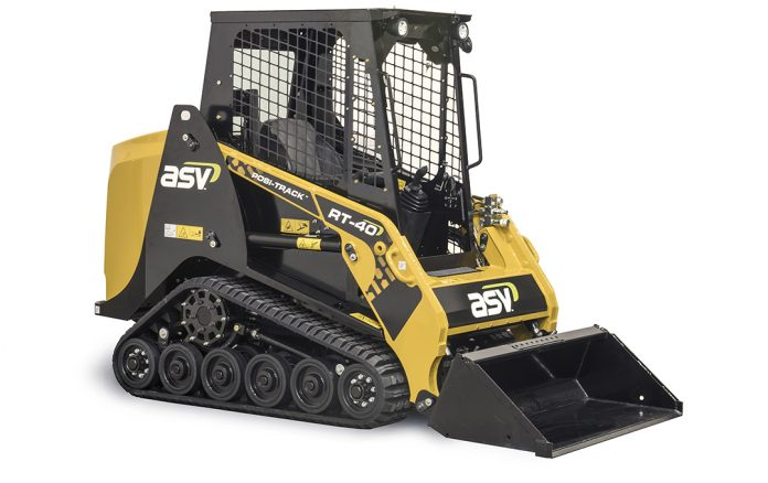ASV RT-40 Posi-track loader