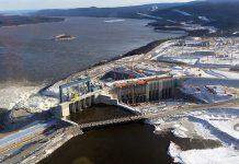 muskrat falls generating facility newfoundland