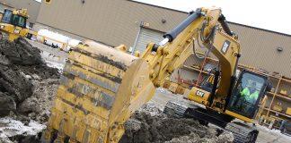 toromont cat excavator