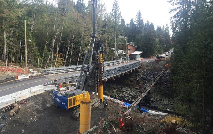 acrow bridge construction vancouver