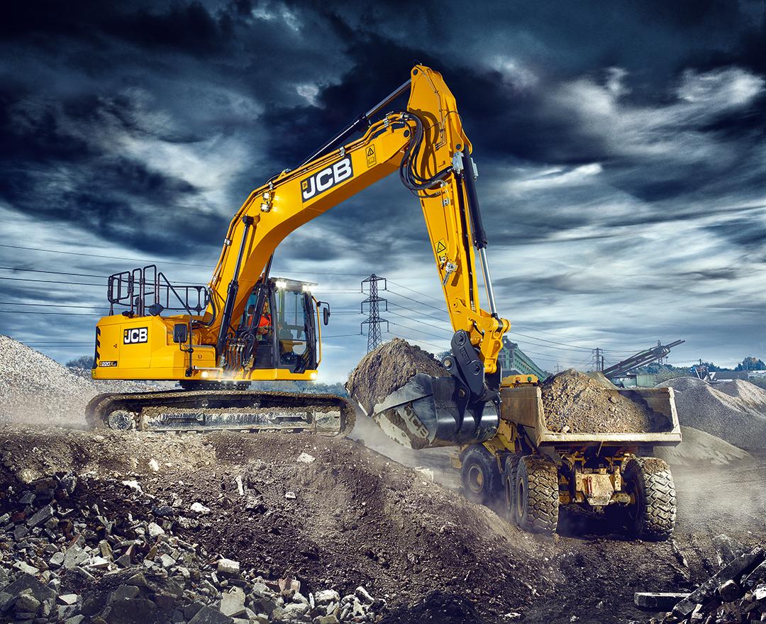Jcb S New Generation X Series Excavators Equipment Journal