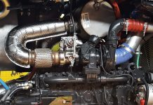turbocharger tigercat forestry