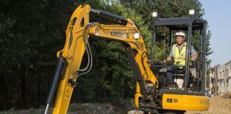 liugong excavator north america