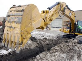 Caterpillar next generation excavators