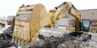 Caterpillar next generation excavators