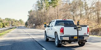 road resurfacing topcon